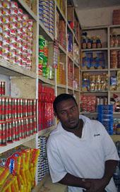 Mohamed Osman Babkir's generalstore